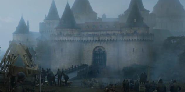 """Vous pouvez acheter le château des Tully dans """"Game Of Thrones""""."""