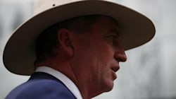 Barnaby Joyce Just Joked About Basing A New Homeland Security Department In His