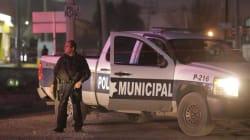 Policía de Ciudad Juárez bajo