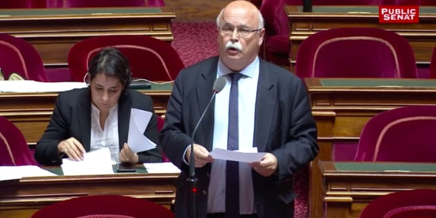 Claude Raynal, sénateur socialiste de Haute-Garonne, a présenté en vain un amendement visant à supprimer l'allègement de l'exit tax.