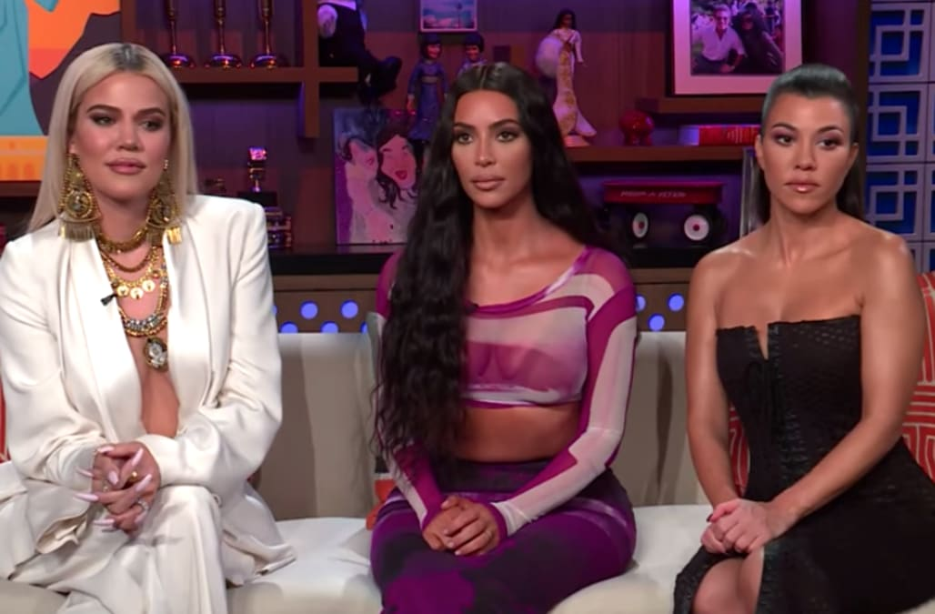 4d49dc31bd5 The Kardashians reveal the status of their celebrity feuds with Taylor  Swift