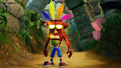 The Crash Bandicoot Reboot Is Finally