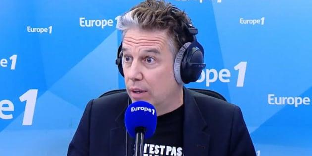 """Europe 1 supprime la chronique """"auto-plagiée"""" de Philippe Vandel"""