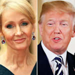 J.K. Rowling Taunts Trump With A 'Disgusting' Rewrite Of His Latest Twitter