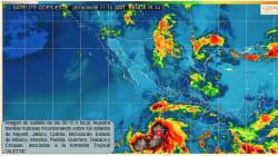 Al calor súmale la tormenta tropical