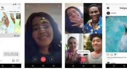 La fonction appel vidéo d'Instagram vous laissera dérouler votre fil et discuter en même