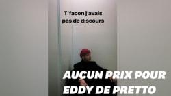 Les fans d'Eddy de Pretto indignés par ses résultats aux Victoires de la