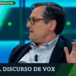 Indignación con Marhuenda por esta frase sobre Vox en 'LaSexta