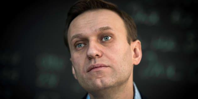 """Alexei Navalni: """"Irritanti i legami tra Putin e Lega M5S"""""""