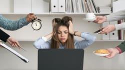14 choses que tout le monde fait en revenant au bureau après les