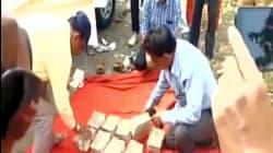 ₹91.5 Lakh Seized Allegedly From Maharashtra Minister Subhash Deshmukh's