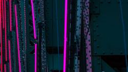 Non, le pont Jacques-Cartier n'était pas en rose à cause de la victoire de