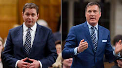 Scheer Says Bernier Fired From Critic Role Because Of