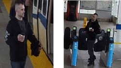 Vancouver Suspect Reacts With Rage To Woman Rushing For Train