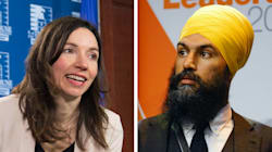 Bloc Leader Martine Ouellet Suggests Jagmeet Singh Is Too Religious For