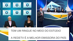 Internet aprova 'Game Show' do debate RedeTV! com 'ringue' e inspiração no