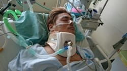 脊髄損傷の滝川英治、ブログは口で執筆していることを初告白「指はまだ動かせません」