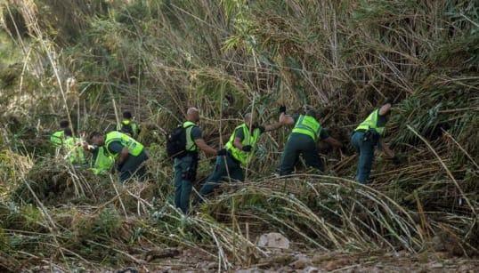 Hallado el cadáver del niño de 5 años desaparecido en la riada de