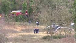 Deux hélicoptères militaires se percutent avant de s'écraser dans le Var, 5