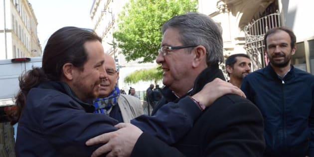 La France insoumise doit-elle craindre la crise de croissance comme Podemos?