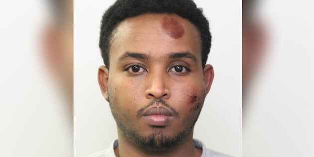 Abdulahi Hasan Sharif, 30, has been identified as the suspect in Saturday's attack in Edmonton.