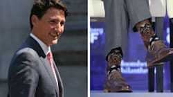 10 meias que provam que Justin Trudeau sabe combinar liderança com muito