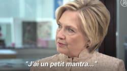 Hillary Clinton révèle sa devise pour convaincre les jeunes de s'engager en