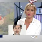 El delirante momento de Susanna Griso con el alcalde de Totalán: