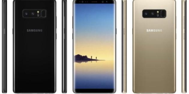 Samsung Galaxy Note 8: à quoi il devrait ressembler (et combien il devrait coûter)