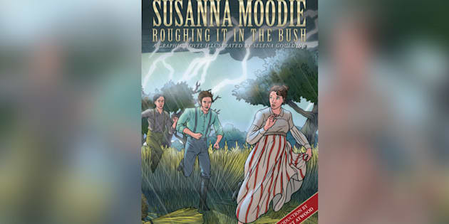 """""""Susanna Moodie: Roughing it in the Bush"""" was published in 1852 and uses a slur for Indigenous women dozens of times."""