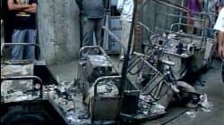 Three Dead, Ten Injured In Fire In Delhi's