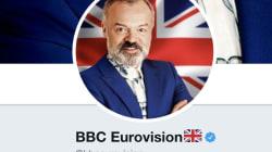 Incredulidad por este tuit de la BBC sobre Alfred y Amaia durante su