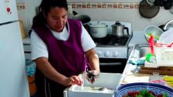 IMSS: Roma incentivó avances para trabajadoras del hogar; Cuarón celebra programa