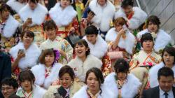 これが惜しい、日本の成人式
