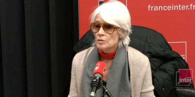 Françoise Hardy n'a pas souhaité signer la tribune des 100 femmes dans Le Monde car elle a un autre avis.