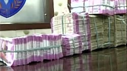 New Currency Notes Worth Over ₹95 Lakh Seized In