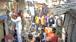 3 Killed, 15 Injured As Building Collapses In Mumbai's Mankhurd