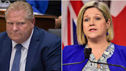 Doug Ford Rips Andrea Horwath For Remarks On His Brother's