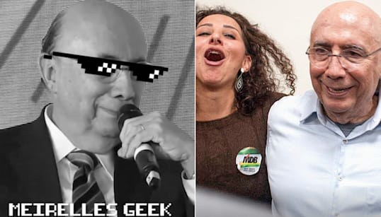 As 8 reações mais divertidas a Henrique Meirelles Geek (ou