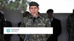 Após fala racista, general Mourão se autodeclara indígena em registro no