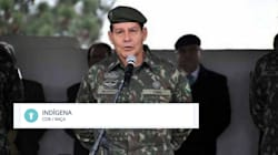 Após fala racista, general Mourão se autodeclara indígena ao