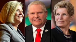 Ontario Leaders Face Off In 1st Debate Ahead Of