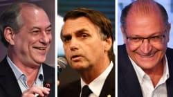 Ciro e Alckmin ganham numericamente de Bolsonaro no 2º turno, diz