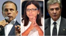 Homens, brancos e ricos: 63 candidatos a governador são