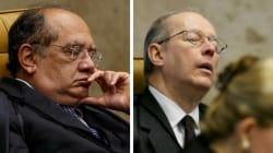 Ministros do STF estão com dificuldade de comparecer às sessões pela