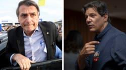 Ibope: Cresce rejeição a Jair Bolsonaro e a Fernando