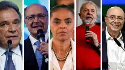 Quem são os candidatos à Presidência nas eleições