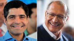 Chapa Sudeste-Sul de Alckmin não é entrave para conquistar Nordeste, diz ACM
