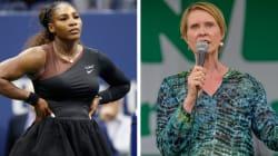 A importância da raiva de mulheres como Cynthia Nixon e Serena