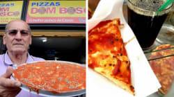 Como a Dom Bosco se tornou símbolo de Brasília servindo mesma fatia de pizza há 58
